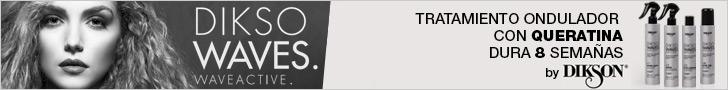 DiksoWaves by Dikson: tratamiento ondulador con queratina. Dura 8 semanas