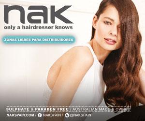 NAK, apasionados por el cuidado capilar - Zonas libres para distribuidores