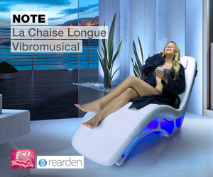 NOTE. La chaise longue vibromusical