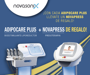 Novasonix. Adipocare Plus + Novapress de regalo