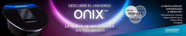 NOVASONIX - Descubre el Universo Onix