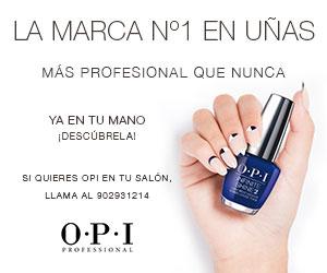 OPI PROFESSIONAL: la marca nº 1 en uñas