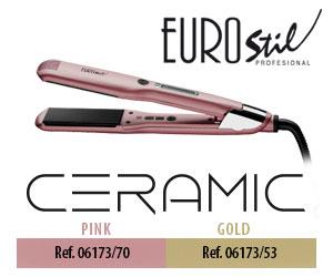 EUROSTIL CERAMIC - Pink - Gold
