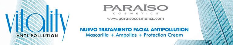 PARAÍSO COSMETICS - Vitality Anti-Pollution