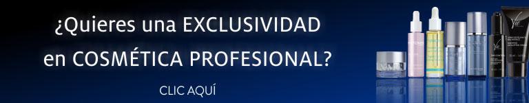 ¿Quieres una exclusividad en cosmética profesional?