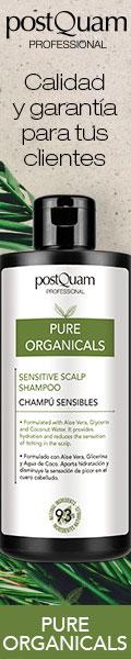 POSTQUAM PROFESSIONAL - Pure Organicals, nueva línea capilar natural. Apta para veganos