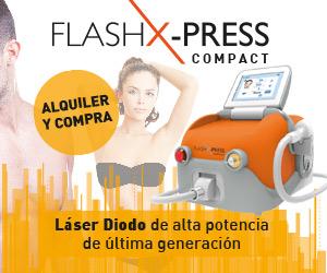 FLASH X-PRESS COMPACT: compra o alquila el láser diodo de alta potencia de última generación