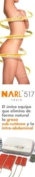 NARL 517: el �nico equipo que elimina de forma natural la grasa subcut�nea y la intraabdominal