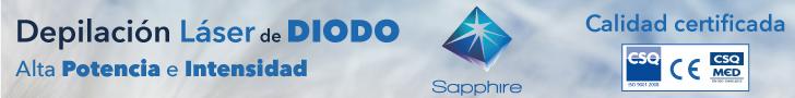 SAPPHIRE LS-1200: Depilaci�n L�ser de Diodo