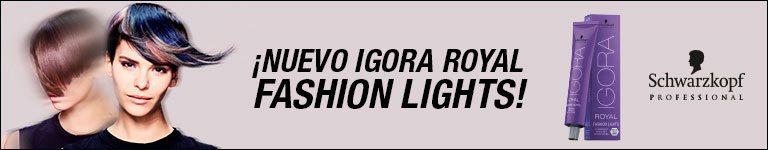 SCHWARZKOPF PROFESSIONAL - Nuevo Igora Royal Fashion Lights