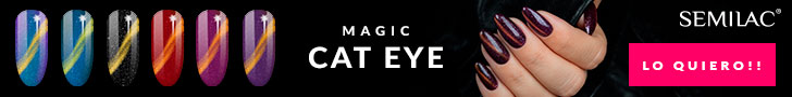 SEMILAC - Magic Cat Eye - ¡Lo quiero!