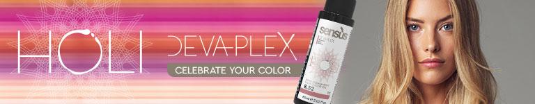 SENS.ÙS HOLI DEVA-PLEX - Celebrate your color