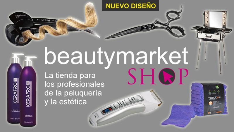 beautymarketshop.com: la tienda para el profesional de la peluquería y la estética