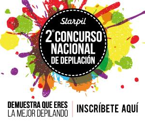 2º Concurso nacional de depilación Starpil