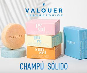 VALQUER LABORATORIOS - Champú sólido