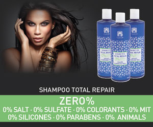 VALQUER THERAPY - Shampoo Total Repair - Zero %