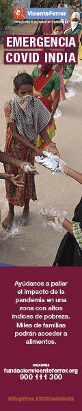 Fundación Vicente Ferrer - Emergencia Covid India - Colabora