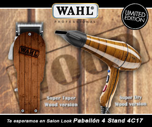 WAHL PROFESSIONAL - Super Taper Wood Version - Te esperamos en Salón Look, Pabellón 4, stand 4C17