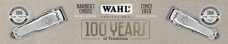 WAHL - 100 años de tradición