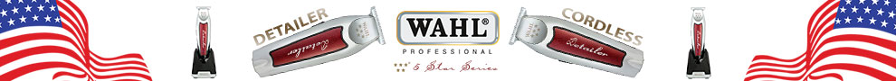 WAHL PROFESSIONAL - Detailer Cordless
