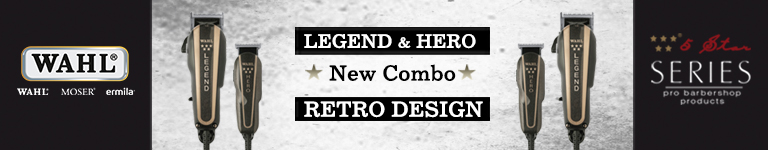 WAHL - Combo LEGEND & HERO