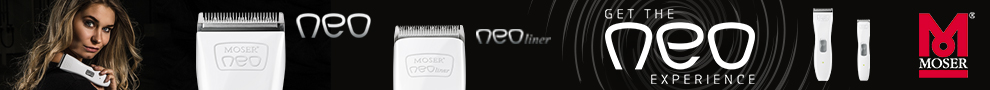 MOSER. Get the Neo Experience