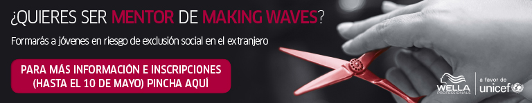 WELLA ¿Quieres ser mentor de Making Waves?