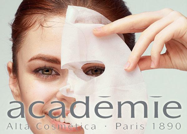 Máscara de colágeno Académie