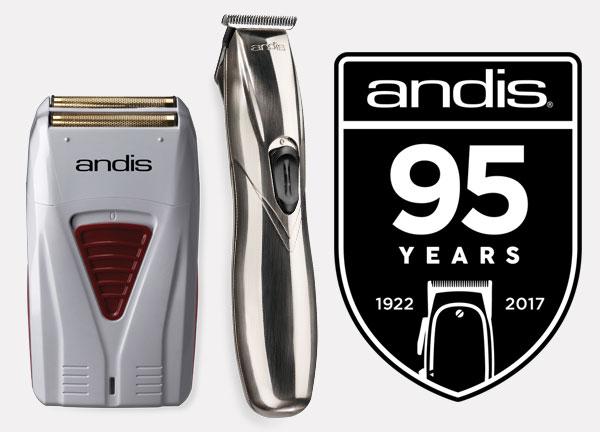 Las máquinas de corte profesional Andis, leyenda de la barbería americana