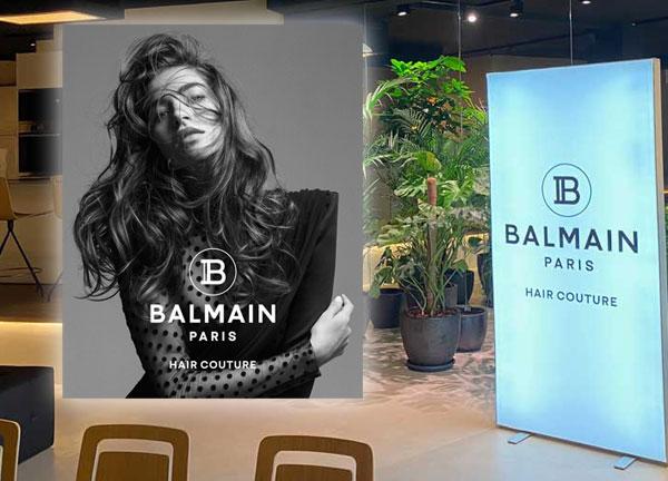 Balmain Paris Hair Couture convoca nueva formación 'Look and Learn'