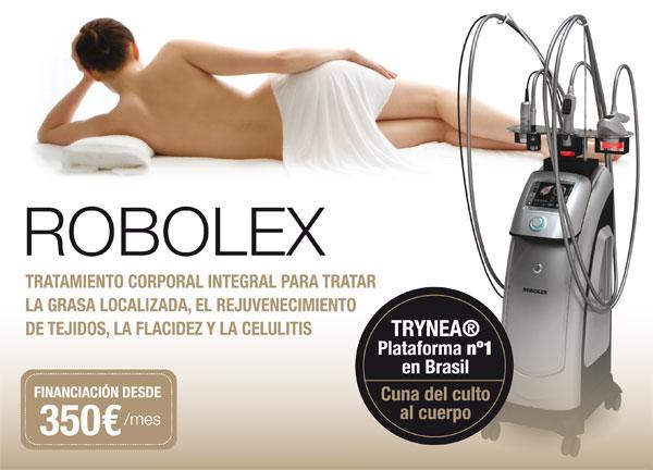 Revoluciona tu centro de estética con Robolex