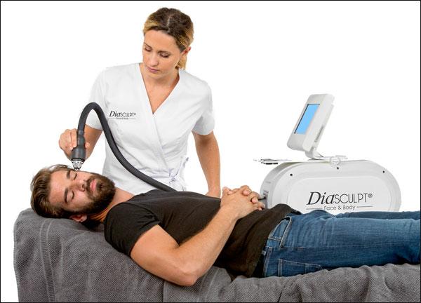 Diasculpt revoluciona los tratamientos en cabina