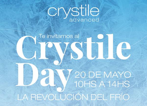 Cocoon Medical te invita al Crystile Day. ¡No te lo pierdas!