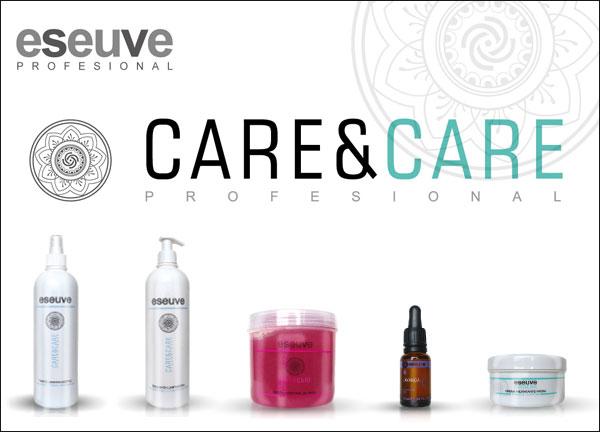 Care&Care, nueva línea de cosmética profesional