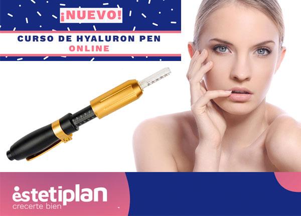 Curso online de Hyaluron Pen
