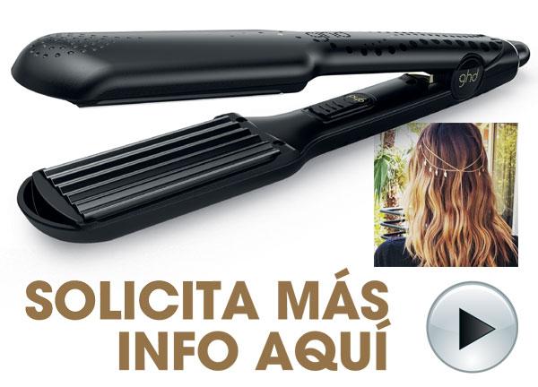 EXCLUSIVA promoción ghd contour ¡Aprovéchala!