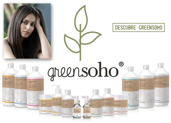 GreenSoho, 'born to be hair'