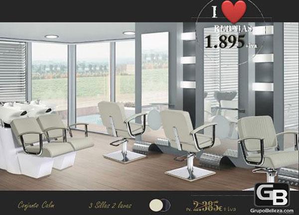 Grupo Belleza, el mobiliario de peluquería y estética que estás buscando