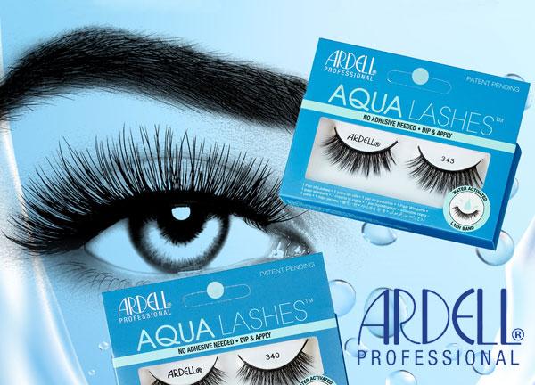 Aqua Lashes, lo más nuevo en pestañas postizas
