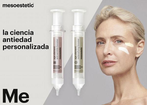 age element: tratamiento antiaging integral y personalizado