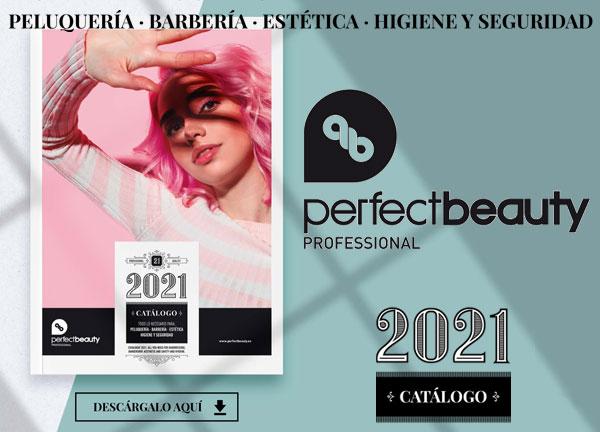 Descárguese ahora el nuevo Catálogo 2021 Perfect Beauty