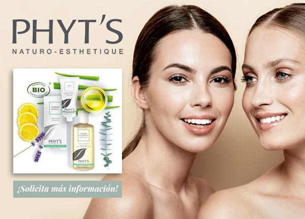 Phyt?s, firma referente en cosmética natural profesional
