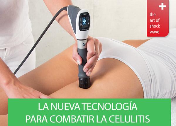 Por fin una nueva tecnología eficaz contra la celulitis