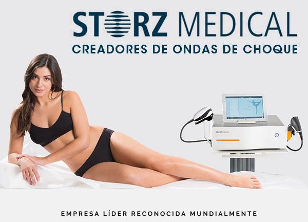 STORZ MEDICAL, el aliado perfecto para tus tratamientos estéticos