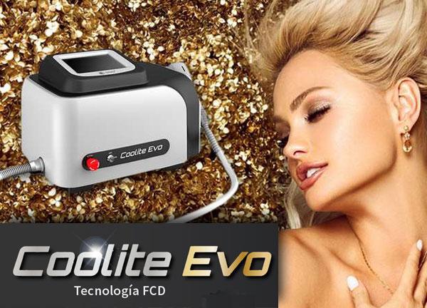 COOLITE EVO, el equipo de láser de diodo más innovador del mercado actual