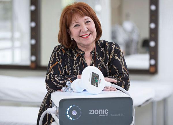 Zionic Rollactive RF, el revolucionario sistema de remodelación corporal