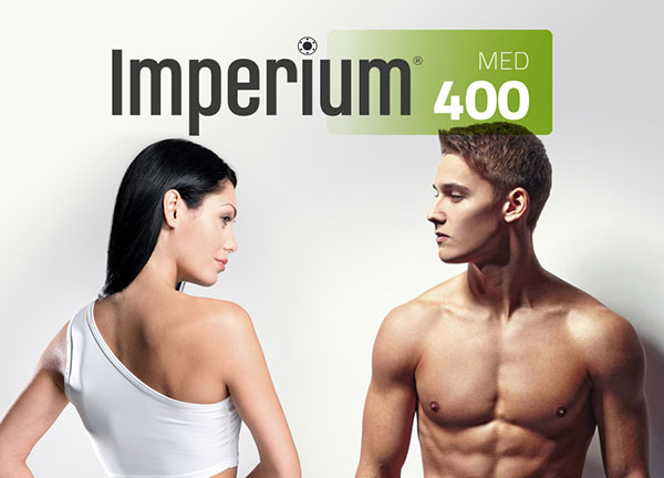 Nuevo enfoque de la medicina estética: IMPERIUM MED 400