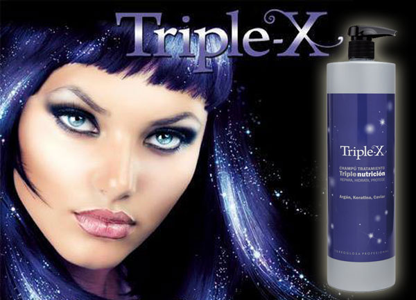 Champú Triple-X | Triple Nutrición