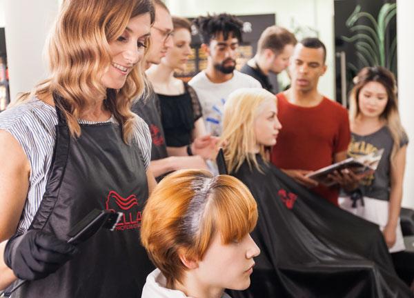 Wella busca formadores técnicos de peluquería