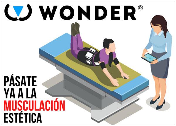 Convierte tu centro estético en referencia con la tecnología Wonder
